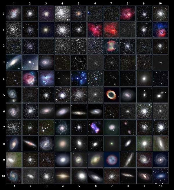 Messier Objects