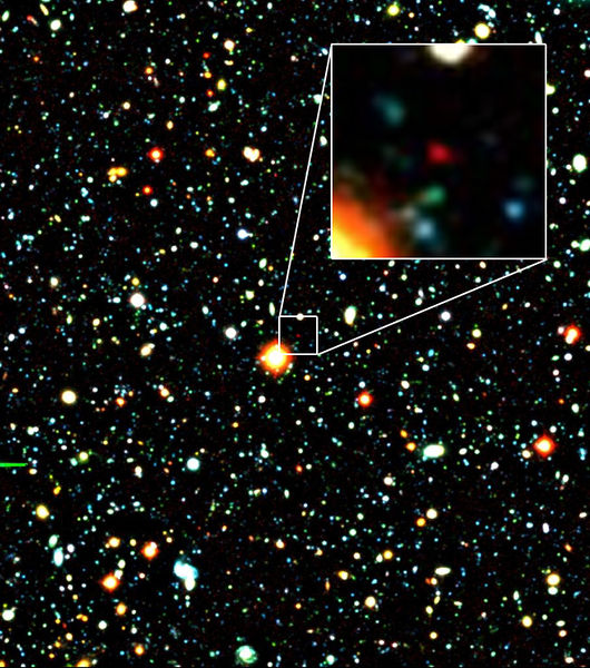 File:Galaxy cluster most distant iok1.jpg