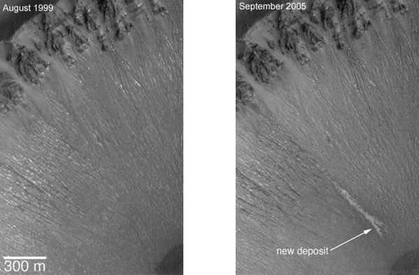 Mars water coming from side of crater.jpg