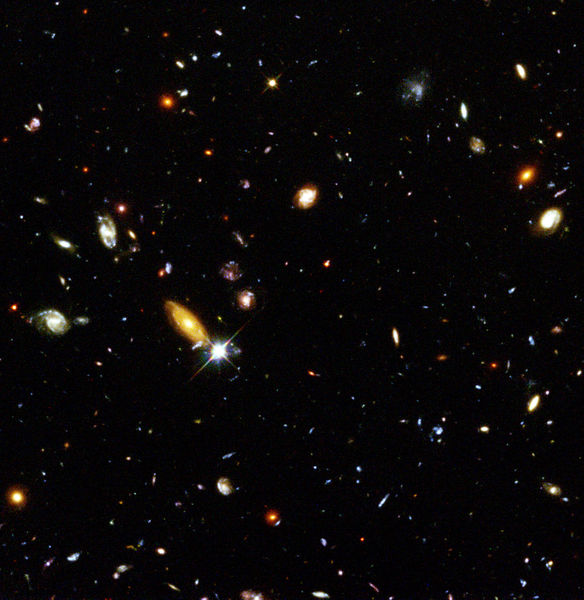 File:Hubble deep field opo9601a1.jpg