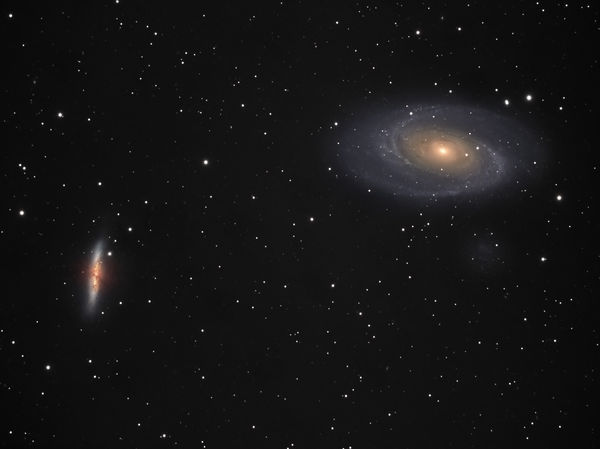 M81 and *2